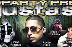 Party Pre Justas 2018 en Ponce