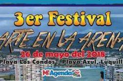 3er Festival Arte En La Arena 2018