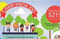 Campamento Camp PROA XXI