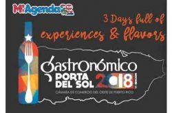 Festival Gastronómico Porta del Sol 2018