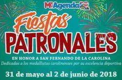 Fiestas Patronales de Carolina 2018