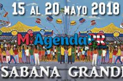 Fiestas Patronales de Sabana Grande 2018