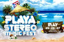 Playa Stereo Music Fest 2018
