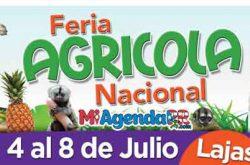 Feria Agrícola Nacional del Valle de Lajas 2018