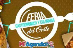 Feria Gastronómica y Culinaria del Oeste