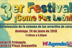 Festival Come Pez León 2018 en Guayanilla