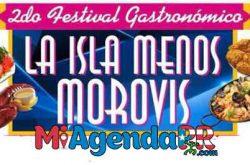 Festival Gastronómico La Isla Menos Morovis 2018