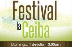 Festival La Ceiba 2018 en Coamo