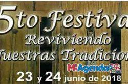 Festival Reviviendo Nuestras Tradiciones 2018
