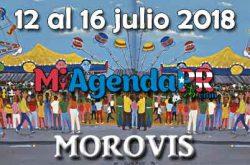 Fiestas Patronales de Morovis 2018