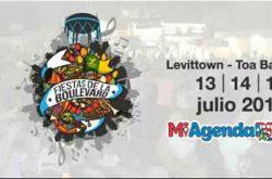 Fiestas de la Boulevard 2018 en Levittown