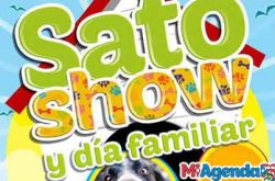Sato Show y un Día familiar en Hatillo 2018