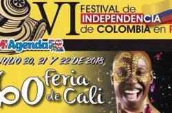 Festival de Independencia de Colombia 2018