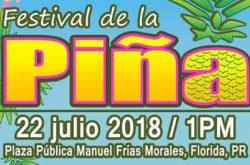 Festival de la Piña 2018 en Florida