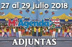 Fiestas Patronales de Adjuntas 2018