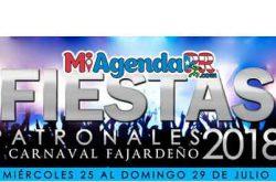 Fiestas Patronales de Fajardo 2018