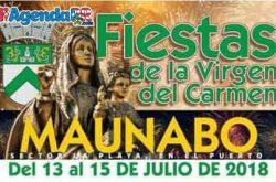 Fiestas de la Virgen del Carmen en Maunabo 2018