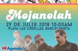 Mojanolah 2018 en Barceloneta