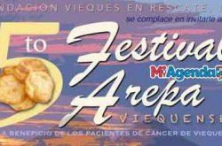Festival de la Arepa Viequense 2018
