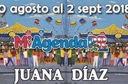 Fiestas Patronales de Juana Díaz 2018