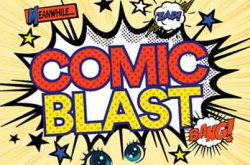1er Plaza Carolina Comic Blast 2018