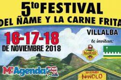 5to Festival del Ñame y la Carne Frita 2018