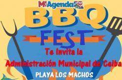 BBQ Fest 2018 en Playa Los Machos de Ceiba