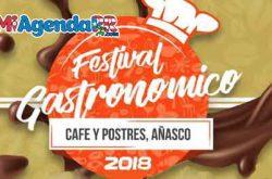 Festival Gastronómico Café y postres en Añasco 2018