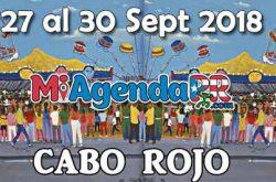 Fiestas patronales de Cabo Rojo 2018