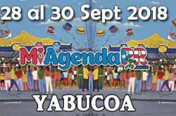 Fiestas Patronales de Yabucoa 2018