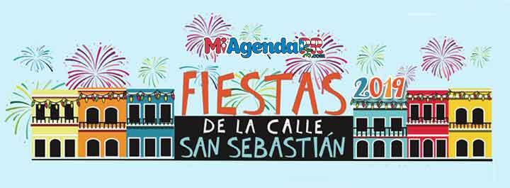 Fiestas de la Calle San Sebastian 2019