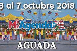 Fiestas patronales de Aguada 2018