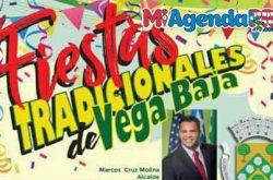 Fiestas patronales de Vega Baja 2018