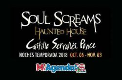 Soul Screams Haunted House Castillo Serralles 2018