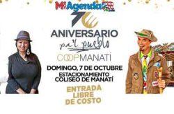 Aniversario Pal Pueblo Coop Manatí 2018