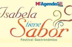 Festival Gastronómico Isabela tiene sabor 2018