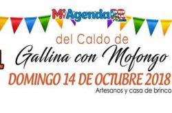 Festival del Caldo de Gallina con Mofongo 2018