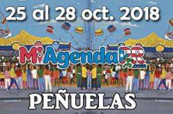 Fiestas patronales de Peñuelas 2018