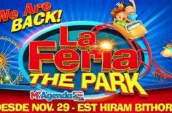 La Feria The Park 2018