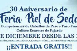 30 Aniversario de Feria Piel de Seda 2018