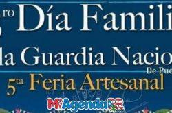 Día Familiar Guardia Nacional y Feria Artesanal 2018
