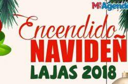 Encendido Navideño en Lajas 2018