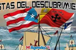 Fiestas del Descubrimiento en Aguada 2018