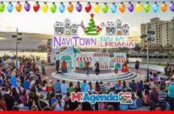 NaviTown Bahía Urbana en San Juan 2018