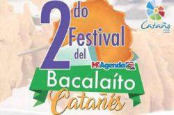 2do Festival del Bacalaíto Catañés 2018