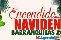 Encendido Navideño en Barranquitas 2018