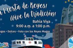 Fiesta de Reyes en Cataño 2019