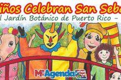 Los Niños Celebran San Sebastián 2019