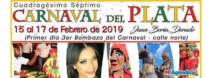 Carnaval del Plata en Dorado 2019