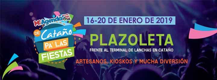De Cataño Pa' las Fiestas de la SanSe 2019